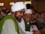 Habib Umar bin Muhammad al-Hafidh dan KH Sholeh Qosim