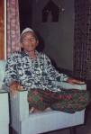 KH. Mahrus Aly Pengasuh Ponpes Lirboyo (1986)
