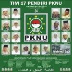 17 Kiai Pendiri PKNU